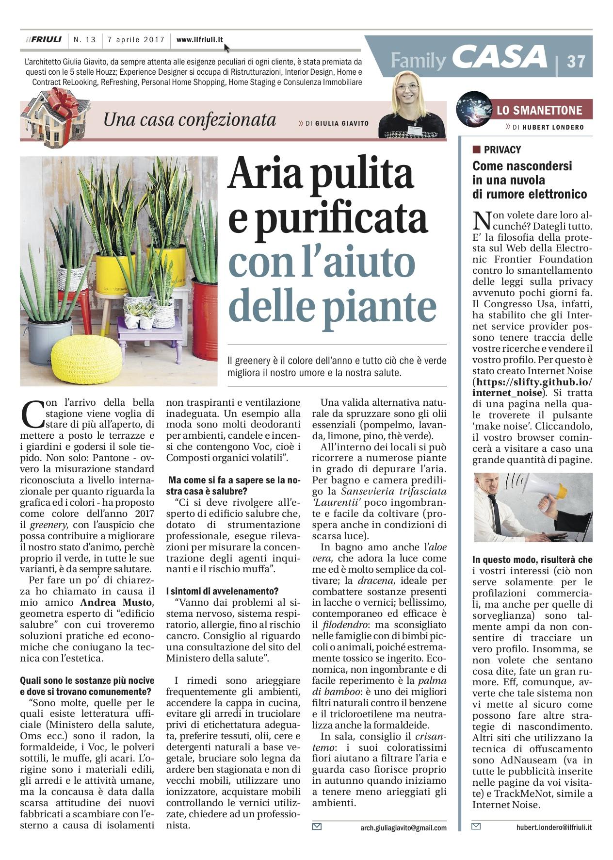 20170407 Aria pulita e purificata con l_aiuto delle piante