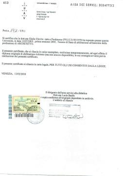 ESAME DI STATO 2005