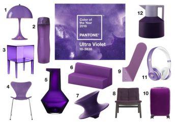 oggetti viola