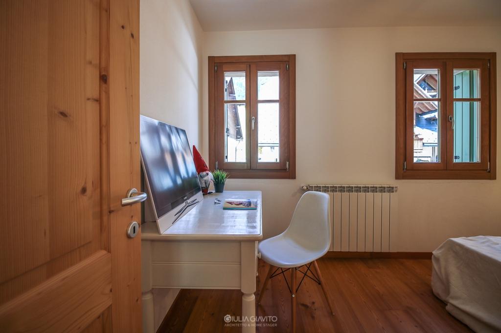 angolo studio in camera a Tarvisio